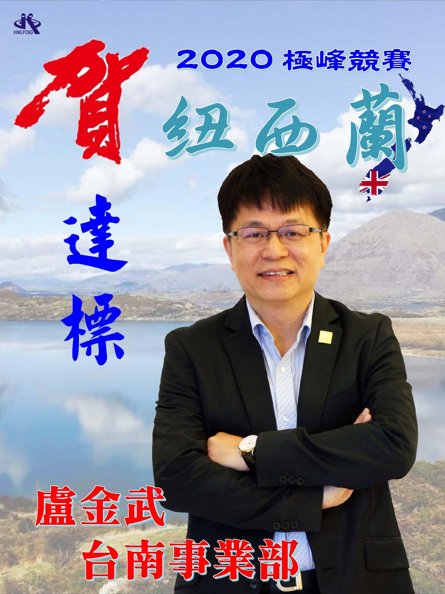 20200623-2020年極峰競賽紐西蘭英雄榜-盧金武