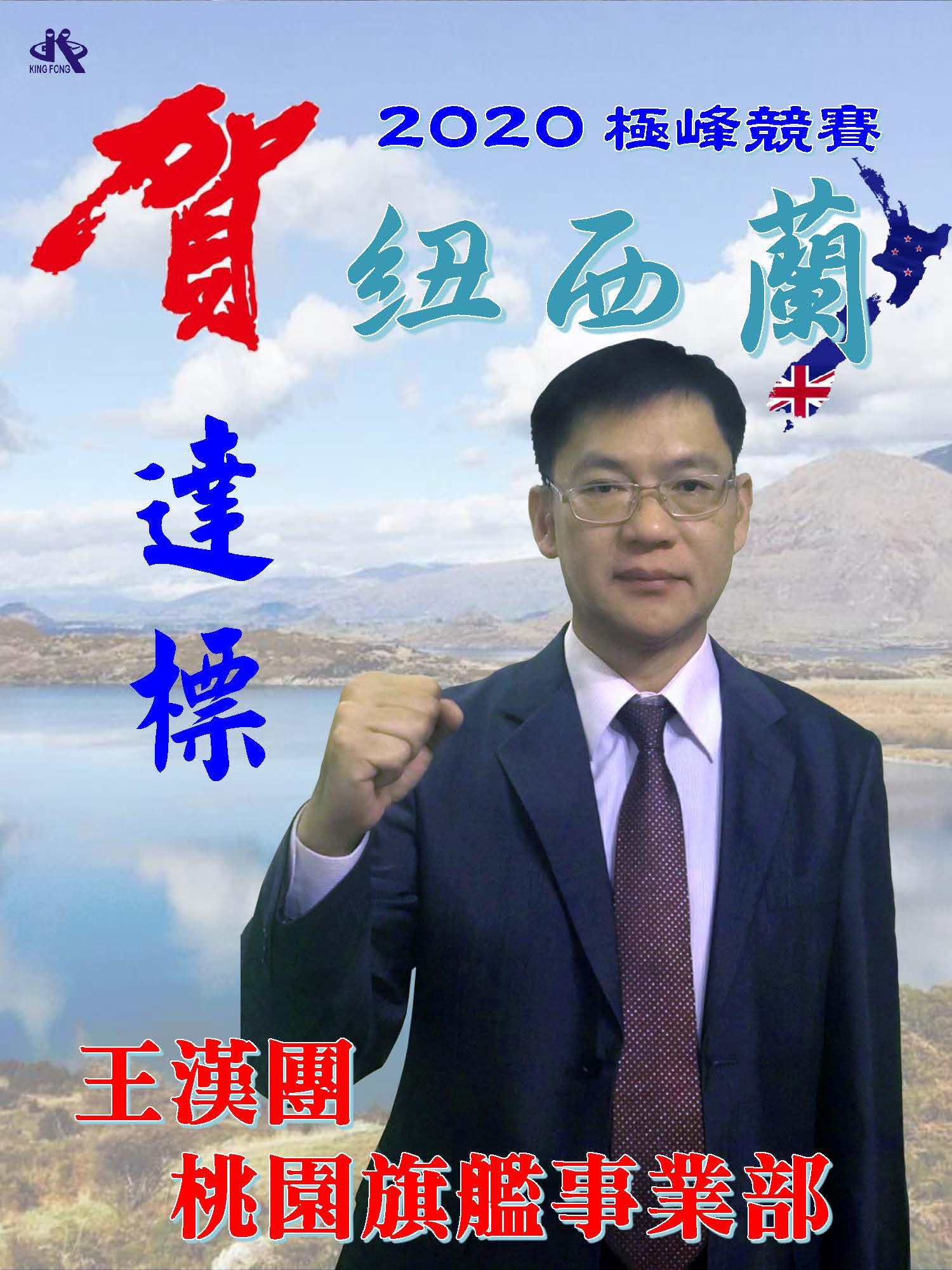 20200707-2020年極峰競賽紐西蘭英雄榜-王漢團